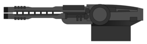 MD12 Particle Cannon