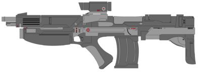 B-335T Assault Rifle