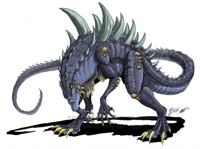 File:Godzilla Neo ZILLA by KaijuSamurai.jpg