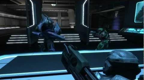 Halo Reach Machinima Chimera Team Episode 1 - A Hard Place