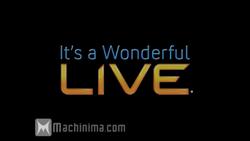 Its a Wonderful Live