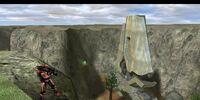 Blue Base Cliff v. 3 (Infinity)