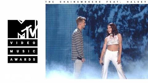 The Chainsmokers - Closer (Live from the 2016 MTV VMAs) ft