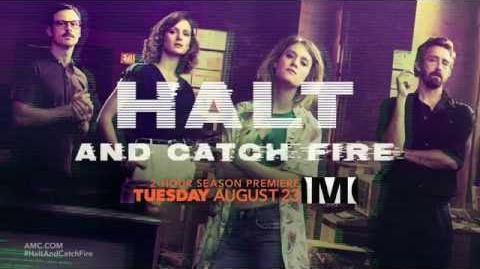 """Halt and Catch Fire"" - Season 3 Promo 2"