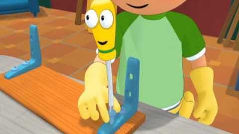 Screwdrivers - School For Tools - Disney Junior Asia