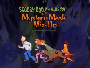 Mystery Mask Mix-Up title card