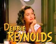 Debbie Reynolds in I Love Melvin trailer