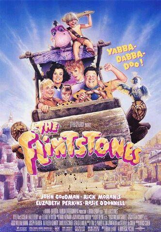 File:The Flintstones movie poster.jpg