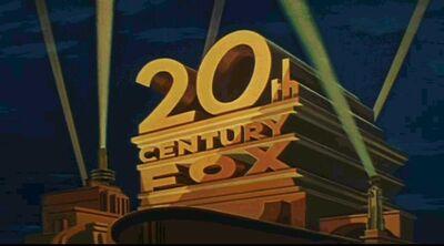 Screenshot 20th Century Fox Logo in 1975