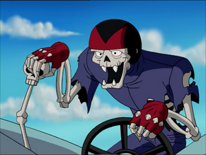 Skeleton Driver