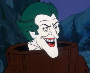 Joker is the Dryad