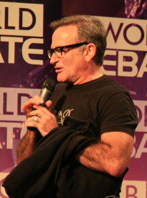 Robin Williams 2008