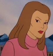 Female spy (Where's Scooby-Doo)