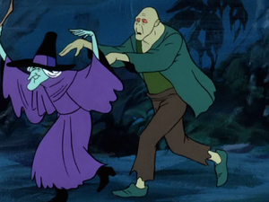 Zombie and Witch of Swamp's End