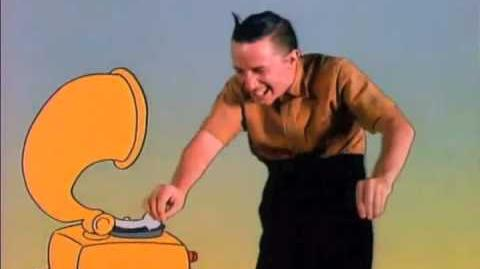 The Completely Mental Misadventures of Ed Grimley Cartoon Intro