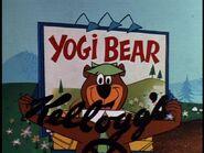 Kelloggs Yogi Bear