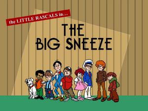 The big sneeze 20