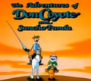 The Adventures of Don Coyote and Sancho Panda