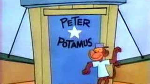 Peter potamus show-intro