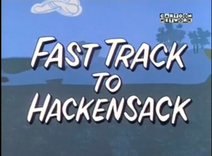 Fast track to hackensack