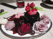 Sugared Roses