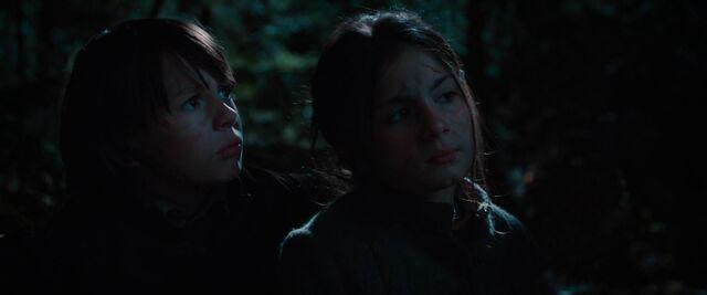 File:Hansel & Gretel in the forest.jpg