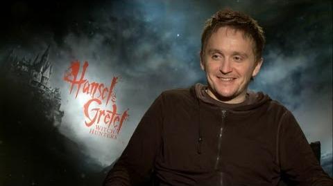 Tommy Wirkola - Hansel & Gretel Witch Hunters Interview HD