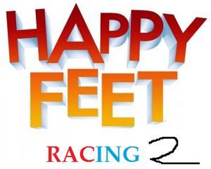 Happy Feet Racing 2 Logo