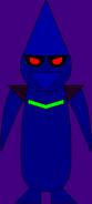 Lord Darktisk's Second Form (Version 2)
