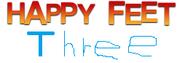 Happy Feet Three Logo