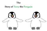 The Story of Terry the Penguin Logo