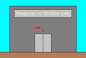 Esequiel's Tickle Lab (2016 Remake)