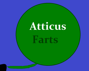 Atticus Farts Title