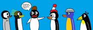 More Penguin Friends