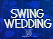 Swing-Wedding