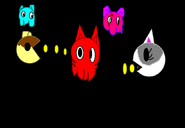 Pacman friends