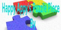 Happy Appy's Puzzle Piece