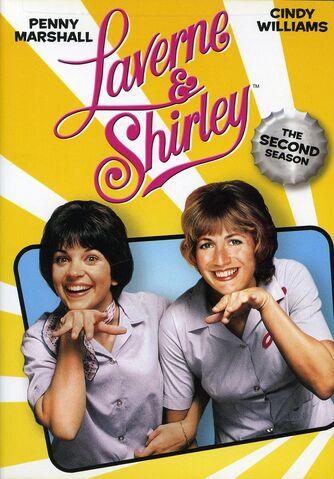 File:Laverne & Shirley Season 2.jpg