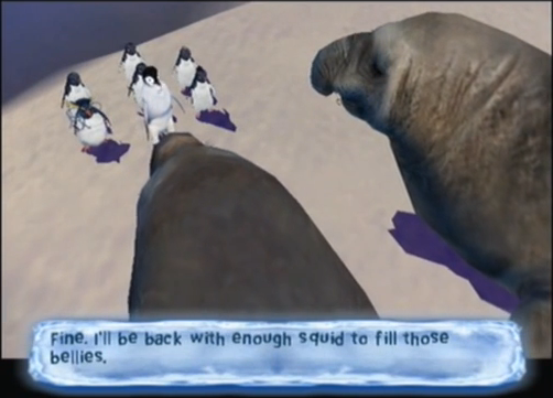File:Land of the Elephant Seals - Mumble will be back with some squid.PNG