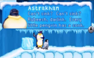 Mrs. Astrakhan in Happy Feet (GBA game)