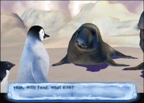 File:Land of the Elephant Seals - Elephant Seal 2 said yeah with food.PNG