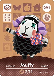 MuffyCard