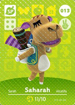 013 Saharah