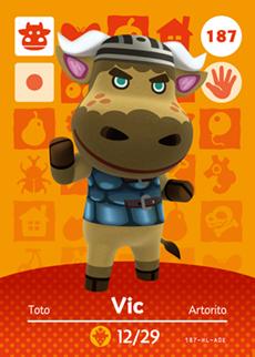 Vic Card