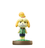 Isabelle amiibo 2