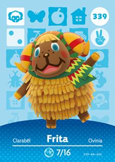 Frita Card