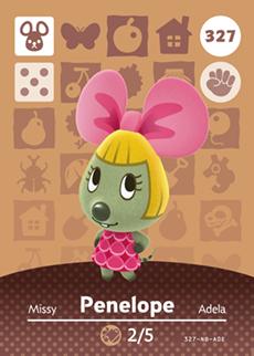 Penelope Card