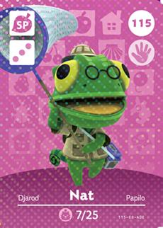 Nat Card