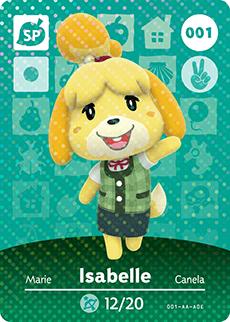 IsabelleCard