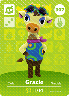 Gracie Card